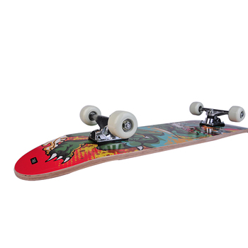 New Portable Most Popular 4 Wheel Skateboard For Adults Kids