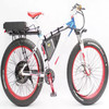 1500W fat tyre electric motorcycle Li-lion new model electric bicycle in china