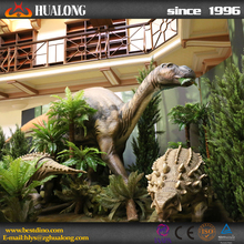 Natural size Dinosaur Skeleton Resin Statues and Fighting Dinosaur Statue