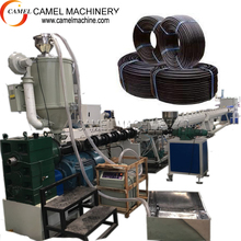 Camel Machinery HDPE PE pipe making machine extrusion production <strong>line</strong>