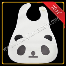 2016 Customized Cheap Cartoon EVA Baby Bandana Bibs