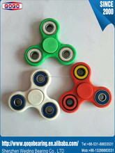 2017 the most popular bearing toys fingertip gyro can keeping more than 3 minutes hand spinner in different colors 61903-NR