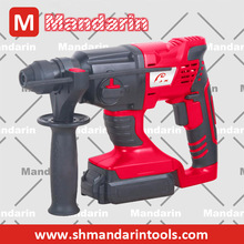 hammer drill with 1.5Ah Li-ion battery 18V two functions