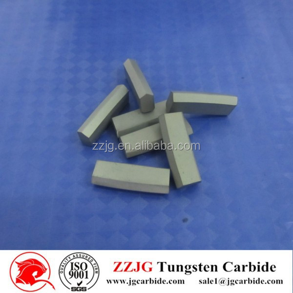 Tungsten Carbide Chisel Type <strong>Inserts</strong>