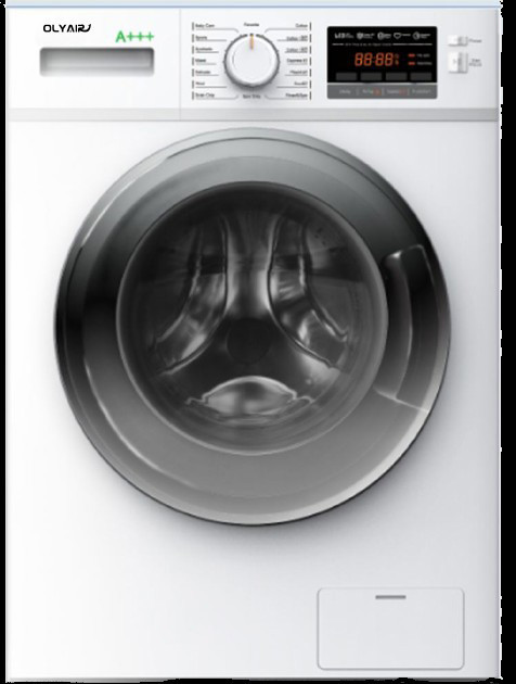 A+++ Big capacity 8/9/10/12/14/17kg front loading washing machine