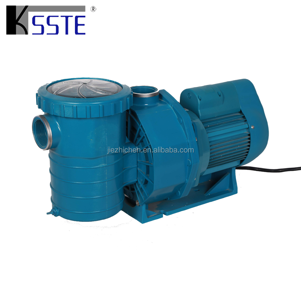 China sand filter pool pump with electric motor for swimming pool water circulation