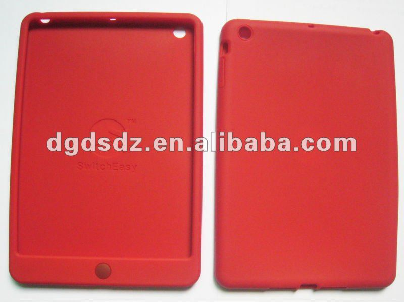 soft silicone skin for iPad Mini