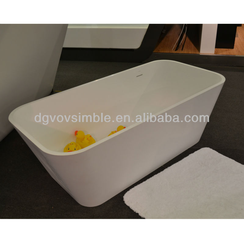 laxury artificial stone bathtub