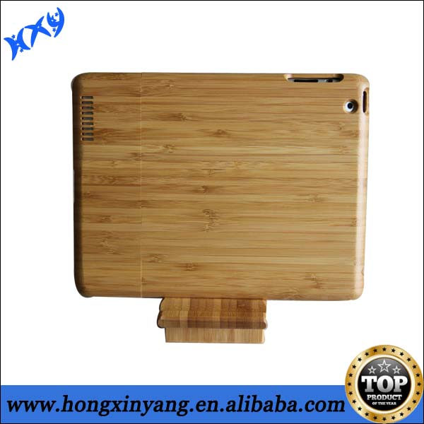 new wooden phone cover for ipad 3