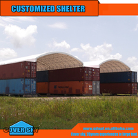 New Portable Container Shelters/Comfortable Container House Shelter