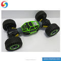 YK0808537 2.4G 4WD Acrobatics car two walking methods Hyper actives 2 sided stunt RC stunt car