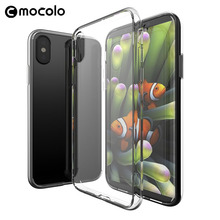 Brand New Product Odm/Oem Service Supported Mobile Phone Back Cover For Iphone X Tpu Pc 2 In 1 Case