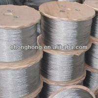 AISI304/AISI316 Stainless Steel Wire Rope Price