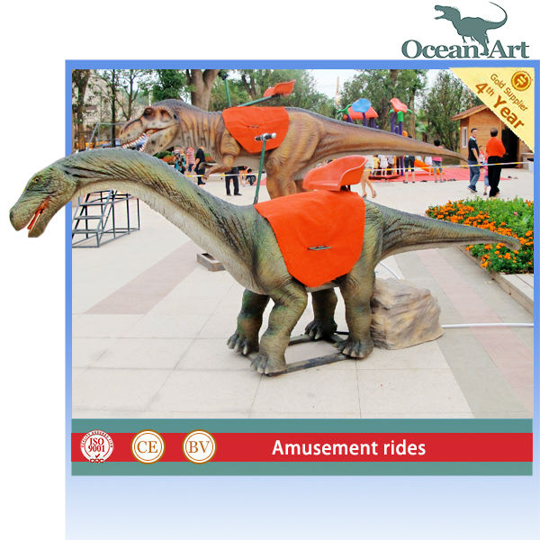 My Dino-outdoor amusement park rides