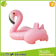 Baby Flamingo Inflatable Pool Float - Inflatable Baby Infant Flamingo Swim Ring Pool Float - Popular Baby Infant Swimming Toy