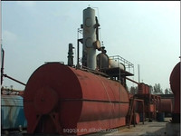 85% oil yield Eco-friendly Multi-safety free catalyst used motor oil recycling plant
