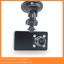2.7 inch K-2300 ambarella a7 manual car camera , windscreen car camera dvr video recorder