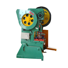 High accuracy power press punch machine 10 ton