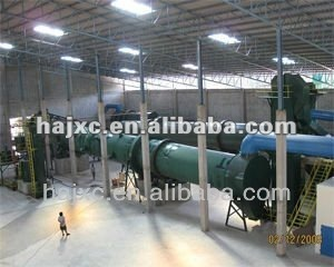 Urea-based compound fertilizer production line manufacture