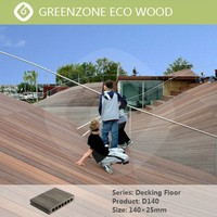 Engineered Flooring Type Crack-resistant Wholesale Wpc Decking Prices