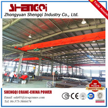 Short-circuit Protection 10 ton Used Overhead Crane