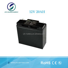 LiFePO4 Battery 12V 20Ah Lithium-ion Battery For Solar system,EV,Golf Trolley
