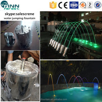 Jumping Laminar Jet Water Fountain Nozzle