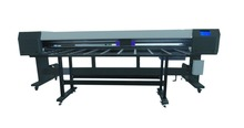 High efficiency UV flatbed +roll to roll printer--UV hybrid printer
