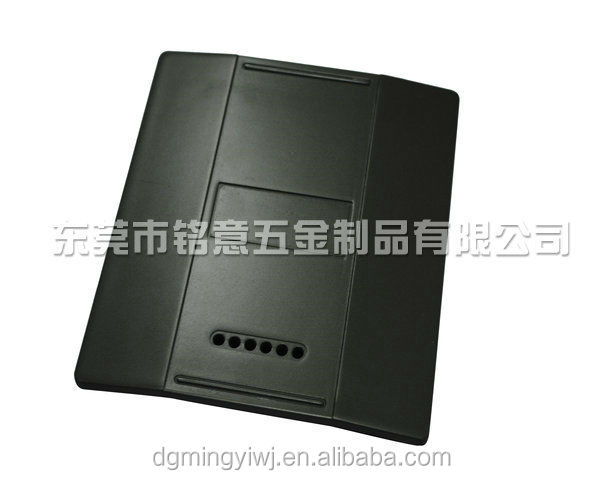 Aluminium alloy die casting panel with advanced technology made in Chinese factory