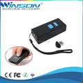 WINSON 2D 1D laser CCD CMOS bluetooth android mini usb outdoor handheld barcode scanner