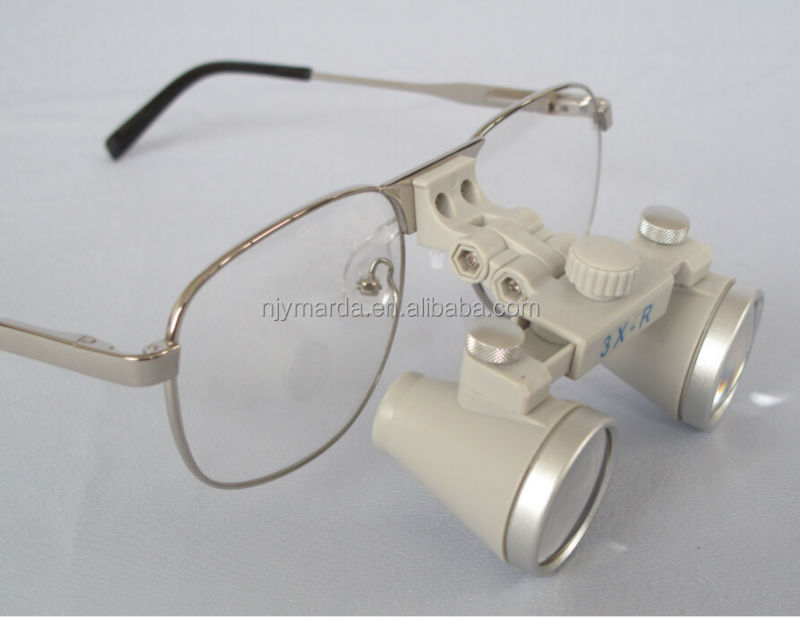 2016 Ymarda Ultra-light CH3.5X Dental Optical Surgical Loupes Optical Loops