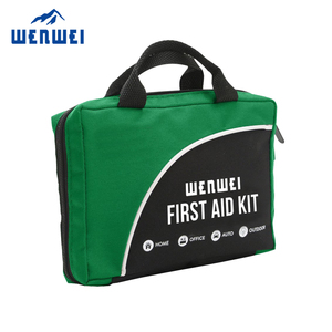 Wholesale Customized Premium Medical Bag Car/Auto Travel Home First Aid Kit