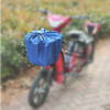 210T Logo Printed Bike Basket Cover/Rain Cover LCD