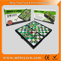 Magnetic Folding snake ludo game