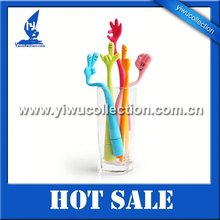 pen light up finger,bendable finger pen