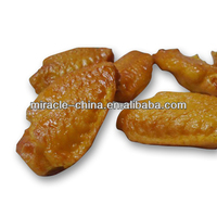 Artificial chicken wings for decoration