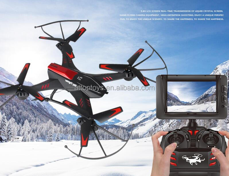 YD-A12 wifi fpv rc drone with 720p hd camera 2.4g rc quadcopter live video rc toys