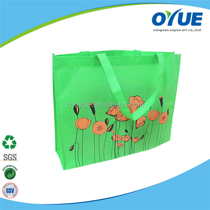 Customized top quality non-woven fabric bag