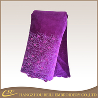 Chinese Manufacturer Polyester Velvet Fabric Price