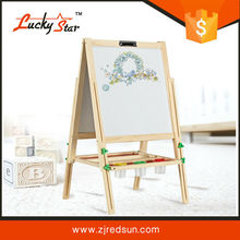kids magic wooden slate drawing board/writing boards/white boards