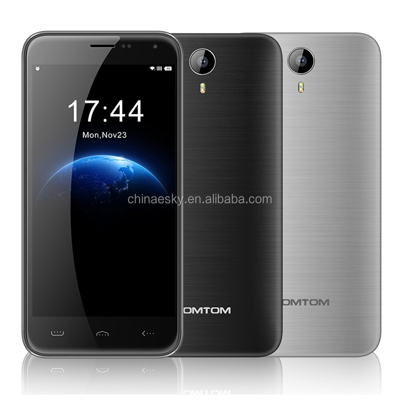 New arrival Original HOMTOM HT3 PRO with 5.0inch IPS HD 2GB RAM 16GB ROM 4G MTK6573 Quad core Smart Phone