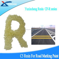 hydrocarbon resin c5 as hot melt road marking paint raw material