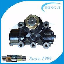 Power steering box assembly original bus steering gear box