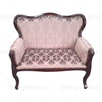 Factory direct wedding hotel wooden high back antique Chinese chair