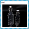 fancy hot selling price glass drinking juice bottle wholesale