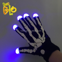 Halloween Favor Party Magic LED Glove with Flashing Light