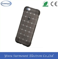 New Fashion Crystal Soft Magic Cube TPU Transparent Mobile Phone Cases For iPhone 6 Silicon Gel Covers
