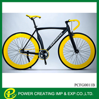 "26"" racing sports steel 700C fixed gear bicycle for sale"