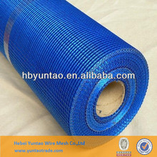 Blue Color/Reinforced Material for wall fiberglass wire mesh in china