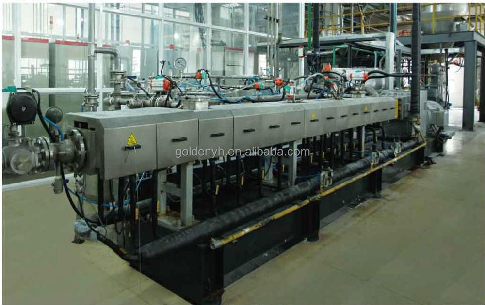 Twin-screw Weather proofing sealant automatic production line